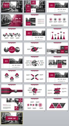 25+ advanced Business Report Powerpoint Templates | PowerPoint Templates and Keynote Templates