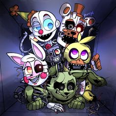 Transformers Characters, Fnaf Characters, Fnaf Drawings, Cute Drawings, Fnaf Book, Creepy Animals, Fnaf Sl, Fnaf Sister Location, Anime Fnaf