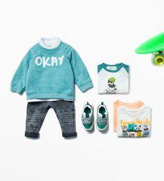 ZARA - KIDS - ZARA - KIDS - Shop by Look May 2015  Baby Boy
