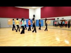 Ain't Misbehavin' - Line Dance (Dance & Teach in English & 中文) - YouTube