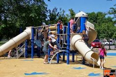 Morse Park in Lakewood Colorado Playground - Image by: LakewoodConnect - YourMetroDenver.com