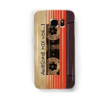 Awesome Mix Vol. 1 Samsung Galaxy Case/Skin