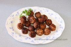 Boulèt (Haitian Meatballs) – Love for Haitian Food