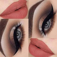 23 amazing Eye make up make you look more special Gorgeous Makeup, Pretty Makeup, Love Makeup, Makeup Inspo, Makeup Art, Makeup Inspiration, Sleek Makeup, Natural Makeup, Maquillage Kylie Jenner