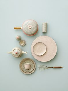 Cécile stoneware from Bloomingville