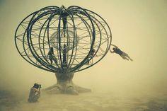Victor Habchy Festival Burning Man fotografias 18