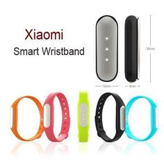 Smart Xiaomi Miband Mi Band Bracelet Fitness Wearable Tracker for Xiaomi MI4 MIUI Smart Wristband