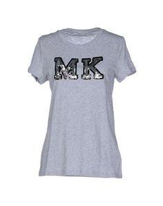 MICHAEL MICHAEL KORS T-Shirt. #michaelmichaelkors #cloth #top #shirt