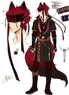 K project: Mikoto the Ninja Fox