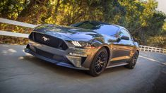 The 2018 Ford Mustang GT.