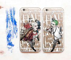 Harley Queen Joker Suicide Squad Case iPhone 6 Case от CaseGears