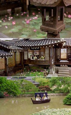 Korea Movie, 스캔들 'Untold Scandal', 2003