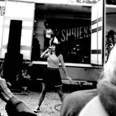 #theShrieks #HBP18 #HerttoniemiBlockParty #hertsika #Herttoniemi #korttelijuhla #streetart #streetphotography #helsinki #finland #freeconcert #blockparty #gigs #gig #concertphoto #concertphotography #bw #blackandwitephotography #blackandwite #photography #streetphoto Concert Photography, Street Photography, Block Party, Helsinki, Finland