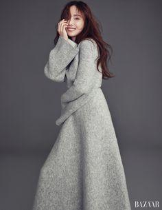 Jessica #제시카 Jung SooYeon #정수연 for Harper's Bazaar magazine
