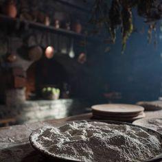 Inside Castle Leoch |