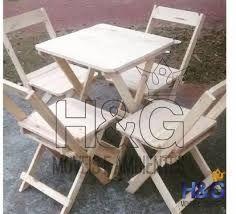 Resultado de imagem para cadeiras de paletes