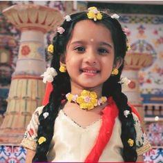Image may contain: 1 person Radha Krishna Wallpaper, Radha Krishna Pictures, Radha Krishna Photo, Krishna Photos, Radhe Krishna, Baby Krishna, Cute Krishna, Cute Baby Girl Pictures, Cute Girl Pic