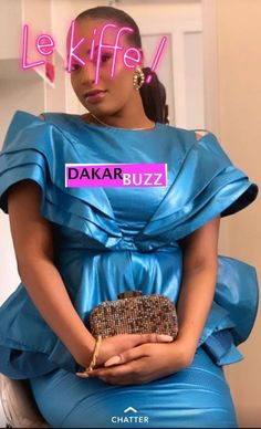 "04 Photos : Betty ""Pod et Marichou"" sort le gran… African Wear Dresses, Latest African Fashion Dresses, African Print Fashion, Africa Fashion, African Attire, Fashion Prints, African Models, African Women, Senegalese Styles"