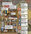 Grave Matters: Anne Frank - The Annexe. In the Phoenix Issue Adam Murphy - Comics Anne Frank, Book Tv, Phoenix, Comics, Comic Book, Comic, Comic Books, Graphic Novels