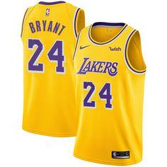 ac54d666d Nike Lakers  24 Kobe Bryant Gold Women s NBA Swingman Icon Edition Jersey  Cheap