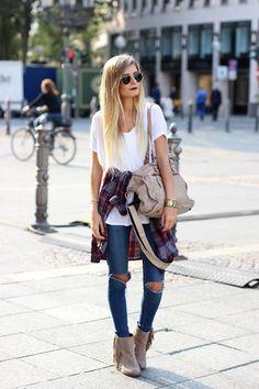 modeblog-german-fashion-blog-outfit-karohemd-destroyed-jeans-casual-1