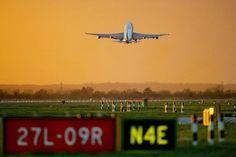 El tráfico en Heathrow aumentó un 1% en febrero de 2014