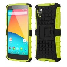 Capa Nexus 5 Cruzerlite Spi-Force - Black - Green  13,99 €