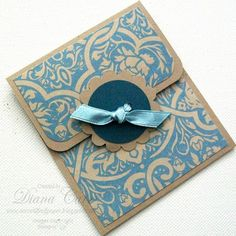 Cute gift card holder