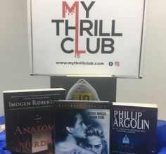 THE BEST IN THRILLERS, CRIME, MYSTERY and HORROR.