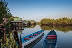 Stay in a floating lodge on the River Gambia