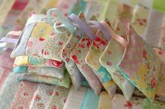 Lavender bags from Serendipity Patch.