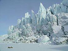 Russell's Glacier, near Kangerlussuaq