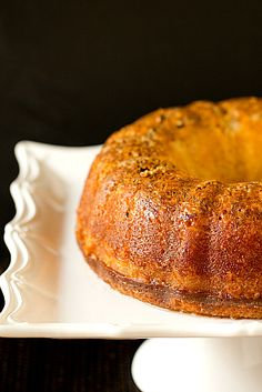 Homemade rum cake from scratch for Jamaican chocolate rum cake recipe