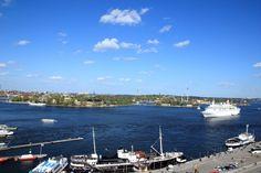 Mosebacke torg, Stockholm #sweden #suède