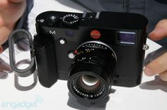 Leica new M (M10) hands-on - Engadget Galleries