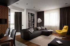 Denis Rakaev Graphite Penthouse