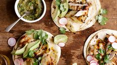 Grilled Chicken Tacos Recipe | Bon Appetit