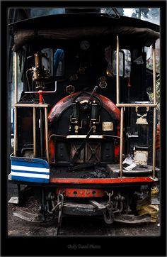 Narrow Gauge Toy Train - Darjeeling