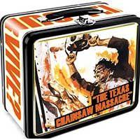 Texas Chainsaw Massacre lunch box
