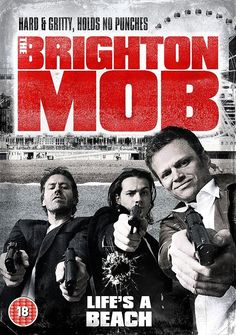 The Brighton Mob [DVD] [2015] Same Day Free Dispatch