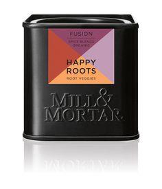 #MillMortar #HappyRoots BioKräutermischung   Die Mischung macht sich auch perfekt auf Bratkartoffeln, Rösti, Kartoffelbrei, Pommes frites, Gemüsesticks... #Kontor1710