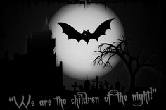 Children Of The Night (Version 02) 2014 Collection  -  © stampfactor.com