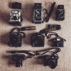 My current camera inventory has a 6:3 in favour of film cameras  My day-to-day go-to camera is the Fujifilm XPro2  which covers all the bases in terms of quality & is light so not annoying to carry over my shoulder or in a bag. The Mamiya 7ii is lately what Ive been shooting my projects on  as the quality is epic. But I want to really start mixing that up with the Mamiya C33 & Lubitel 660  The C33 in particular was a camera I picked up on eBay for a song from some bloke in Verona who was…