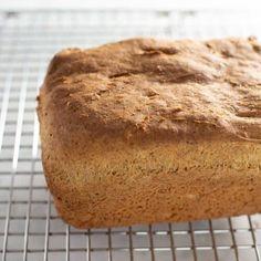 Bread Maker Recipes, Healthy Bread Recipes, Sandwich Bread Recipes, Easy Gluten Free Desserts, Banana Bread Recipes, Gluten Free Baking, Gluten Free Recipes, Pumpkin Recipes, Beef Recipes