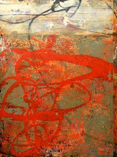 "Bill Gingles, ""Zoey's Waltz"", acrylic on canvas"