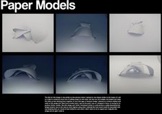 Page 9 Paper Models