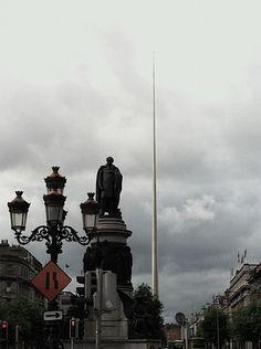 Rain #clouds over Dublin. #FriFotos