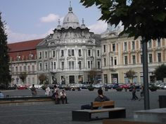 Cluj, Romania Visit Romania, Eastern Europe, Geography, Castles, Dan, Street View, Architecture, City, Building
