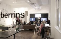 Coworking Space - Berrins, Mainly, USA