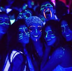 Last Day to get the Neon glow party tickets at a discount! Tickets are just 85 RMB only Today!